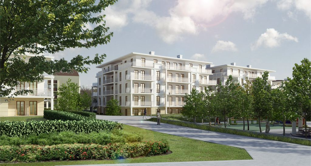 Łódź - nowe mieszkania